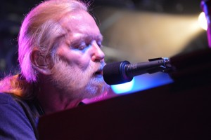 Greg Allman opened for The Doobie Brothers on Wednesday night at Pier Six Pavilion. (All photos by Chris Swanson)