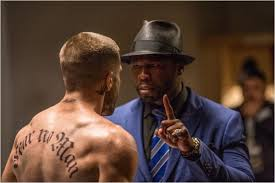 "It's too bad Southpaw director Antoine Fuqua didn't give Curtis ""50 Cent"" Jackson's character as Billy Hope's shady boxing manager more time to develop. (TWC)"