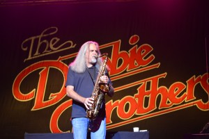 The Doobie Brothers' Marc Russo